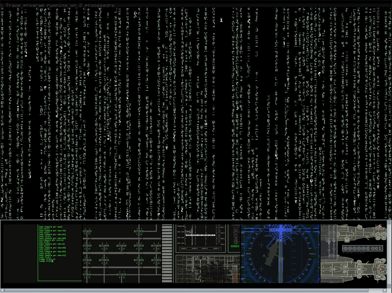 best Matrix Screen Saver